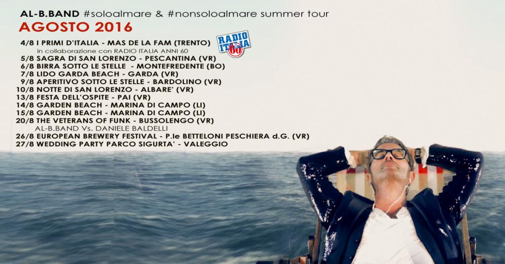 solo al mare tour_agosto